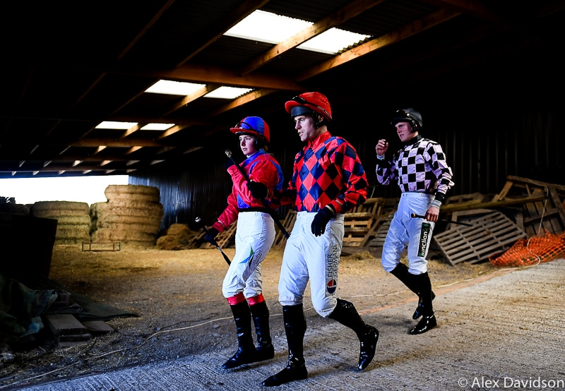 Buckfastleigh Point to Point Racing