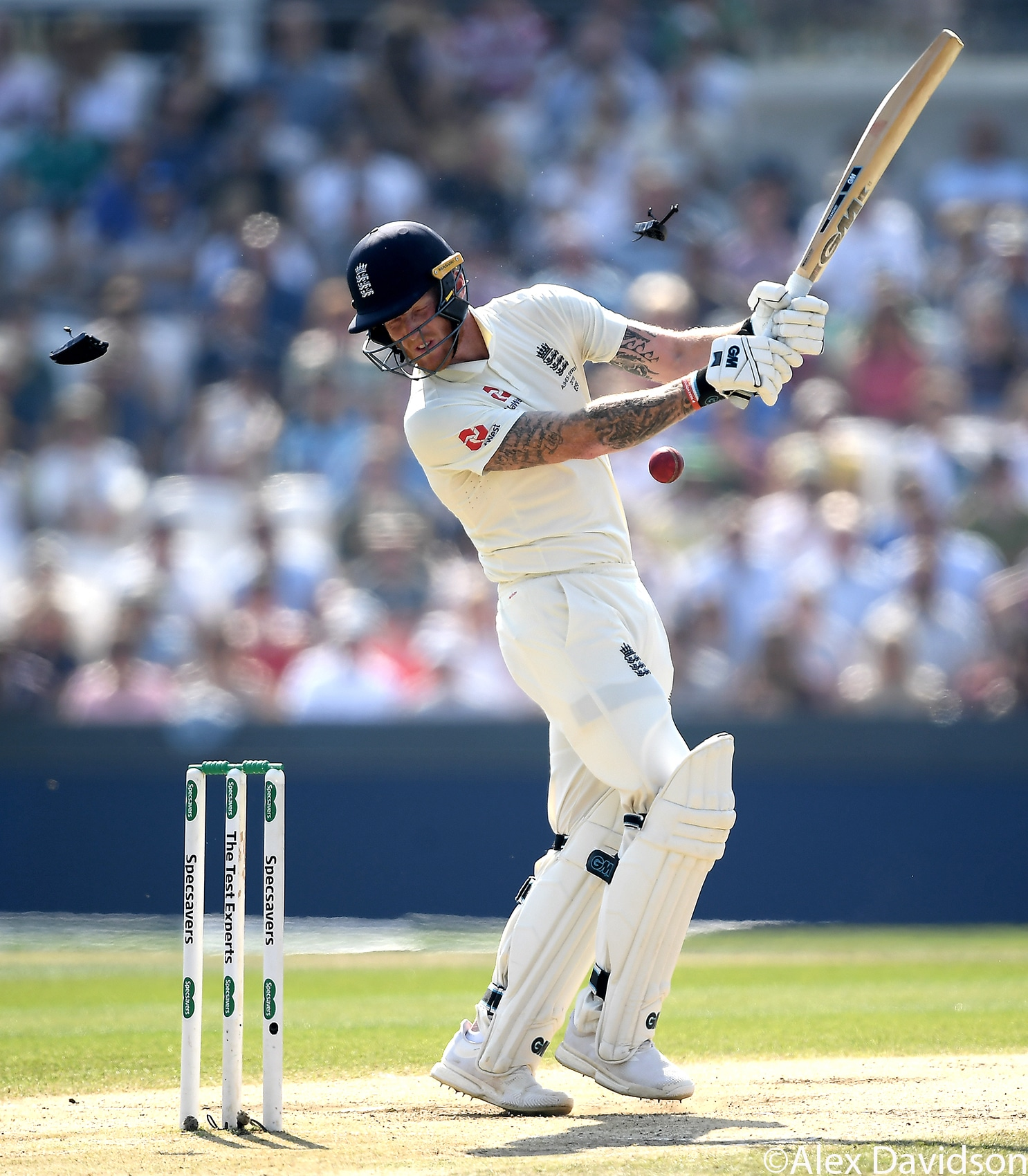England v Australia - 3rd Specsavers Ashes Test: Day Four